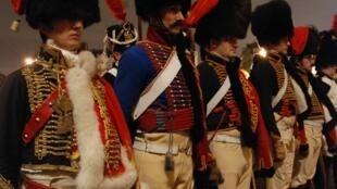 La commémoration du 2 décembre à l'Arc de Triomphe