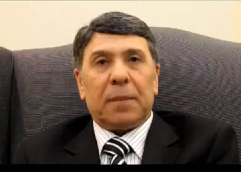 O vice-ministro do Petróleo sírio, Abdo Hussamedine.