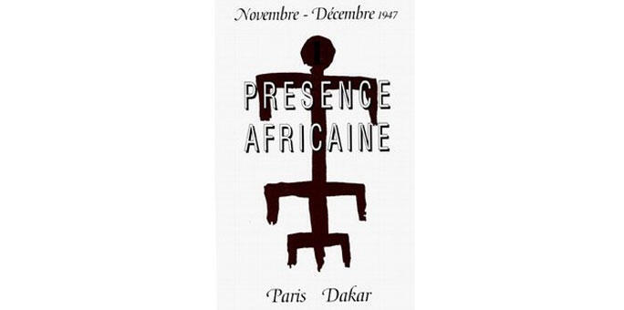 La première couverture de la revue de Présence Africaine.