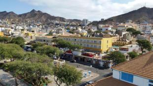 Mindelo, ilha de São Vicente, Cabo Verde.