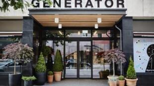 圖為網傳疑似涉事青年旅舍Generator