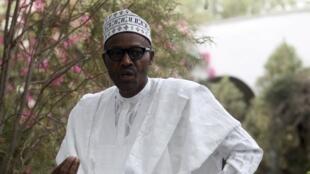Rais mteule wa Nigeria, Jenerali Muhammadu Buhari