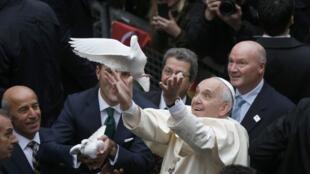La visite du pape François en Turquie est marquée par une dimension oecuménique.