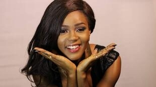 La chanteuse togolaise Almok.