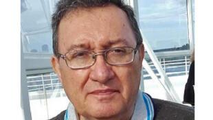 حسن بهگر، تحلیلگر و فعال سیاسی ساکن سوئد