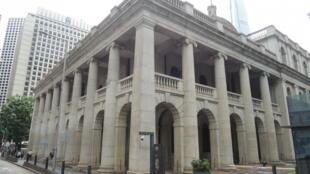 图为香港终审法院