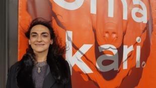 Ishtar Yasin Gutierrez, réalisatrice costaricienne du film «Dos Fridas», présenté en compétition officielle au Festival du film «Nuits noires» de Tallinn (PÖFF) 2018.