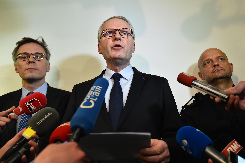 Rémy Heitz (c) Paris public prosecutor