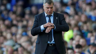 Sam Allardyce's desire for his side to play a direct style of football is said to have angered Everton fans.