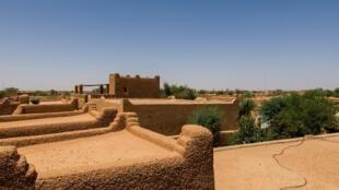 A Agadez, dans le nord du Niger, les pénuries d'eau sont de plus en plus fréquentes.