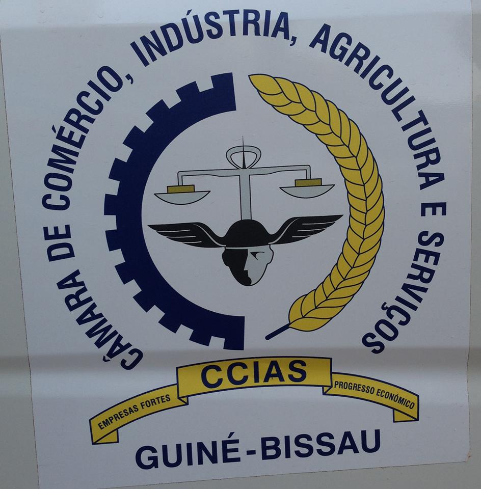 Logotipo da Câmara de Comércio da Guiné-Bissau