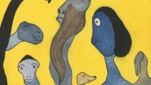 L'exposition «Au pays des monstres» de Léopold Chauveau se tient au musée d'Orsay à Paris