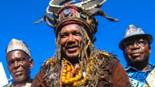 Coordonnateur de l'Union nationale des Dozo tradi-praticiens de la santé du Burkina, Maître Yacouba Drabo est aussi coordonnateur sous-régional de l'Union panafricaine des Dozo sans frontière.