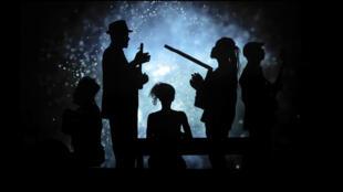 Image tirée du clip «Les oiseaux» de Studio Shap Shap.