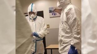 سه مورد ابتلا به ویروس کرونا در فرانسه تأیید شد. این بیماران مسافرانی هستند که از چین به فرانسه وارد شدهاند.