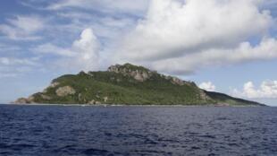 Một hòn đảo thuộc quần đảo Senkaku/Điếu Ngư.