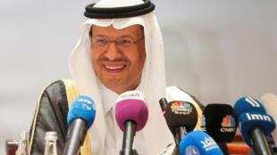 Yerima Abdel Aziz ben Salman, ministan makamashi na Saudiyya.