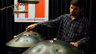Nick Mulvey de Portico Quartet au studio 136