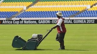 The Sino-Gabonese Friendship Stadium will host the final match for the African Nations Cup in Libreville