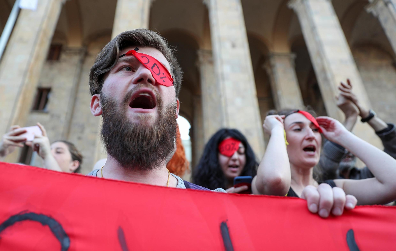 Протесты в Тбилиси, 21 июня 2019