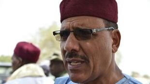 """""""The economic problem... is also the basis for the migration phenomenon,"""" Niger Interior Minister Mohamed Bazoum said"""