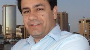 پرویز کاوه، روزنامه نگار در کابل.