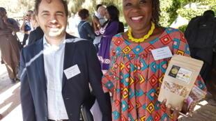 Sylvie Sagbo Gommard, directrice adjointe de la ferme familiale Lysa & Co.