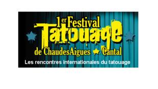 Le Cantal in'k the skin, les rencontres internationales du tatouage, du 5 au 7 juillet.