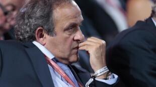 Rais wa wa zamani wa UEFA Michel Platini