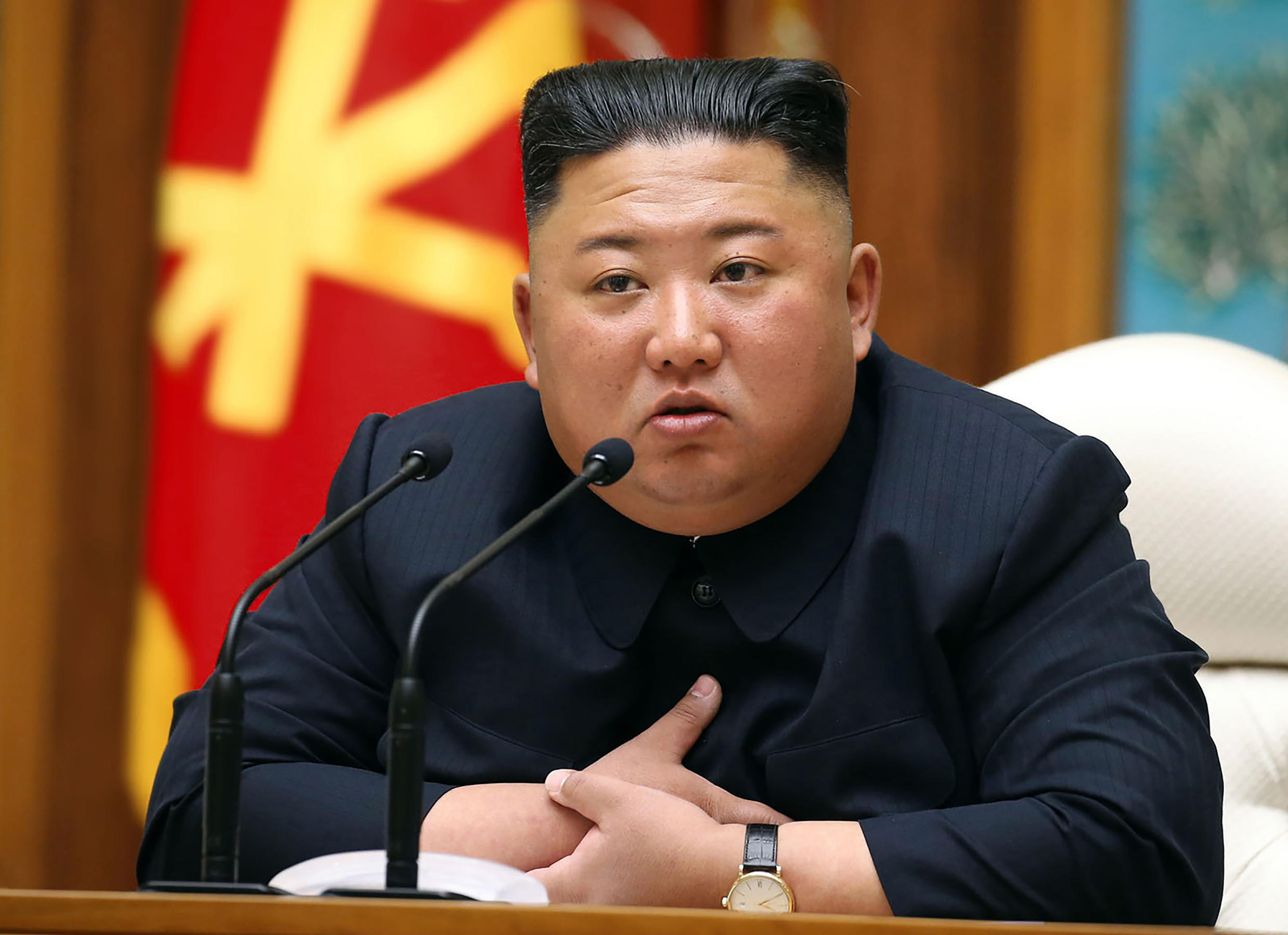 Kim has established an iron grip over the levers of authority in his nuclear-armed country since inheriting power in his late 20s in 2011