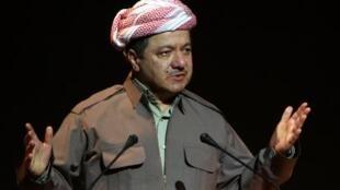 مسعود بارزانی، رئیس دولت خودگردان اقلیم کردستان