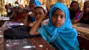 UNICEF ta ce Yara na son komawa Makaranta a Diffa.
