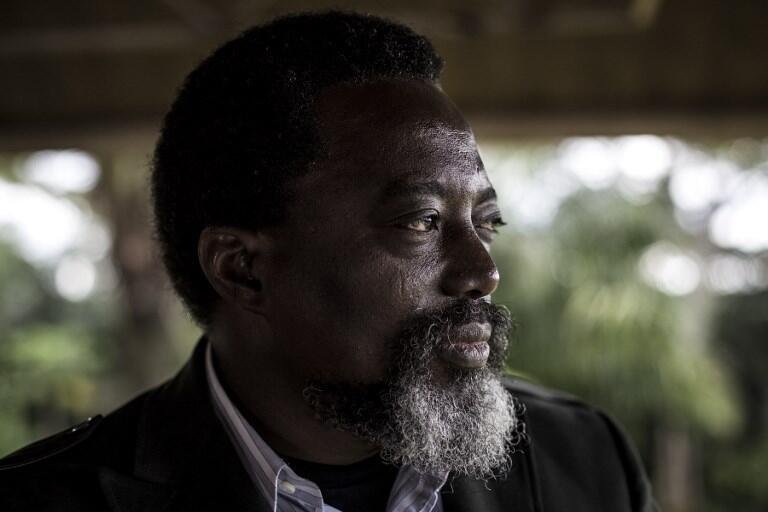 Seneta Joseph Kabila, aliye kuwa rais wa DRC.