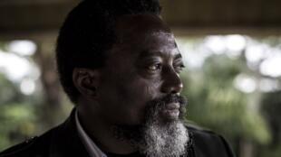 Joseph Kabila, l'ex-président congolais.