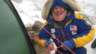 L'explorateur américain spécialisé dans l'étude des glaces, Will Steger.