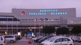 圖盧茲-布拉尼亞克機場Aéroport de Toulouse-Blagnac