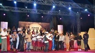 """Gala """"Somos Cabo Verde - Os Melhores do Ano"""""""