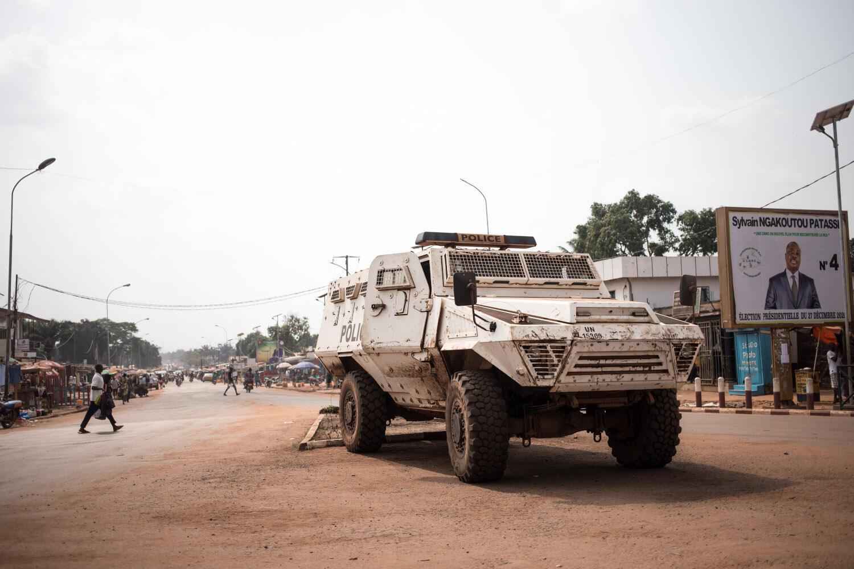 Centrafrique - Minusca - Bangui - défense - armée