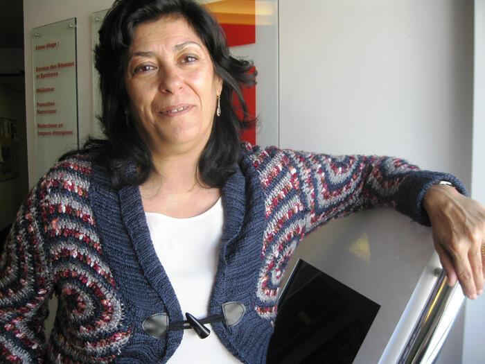 Almudena Grandes en RFI.