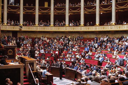 Asamblea Nacional de Francia.