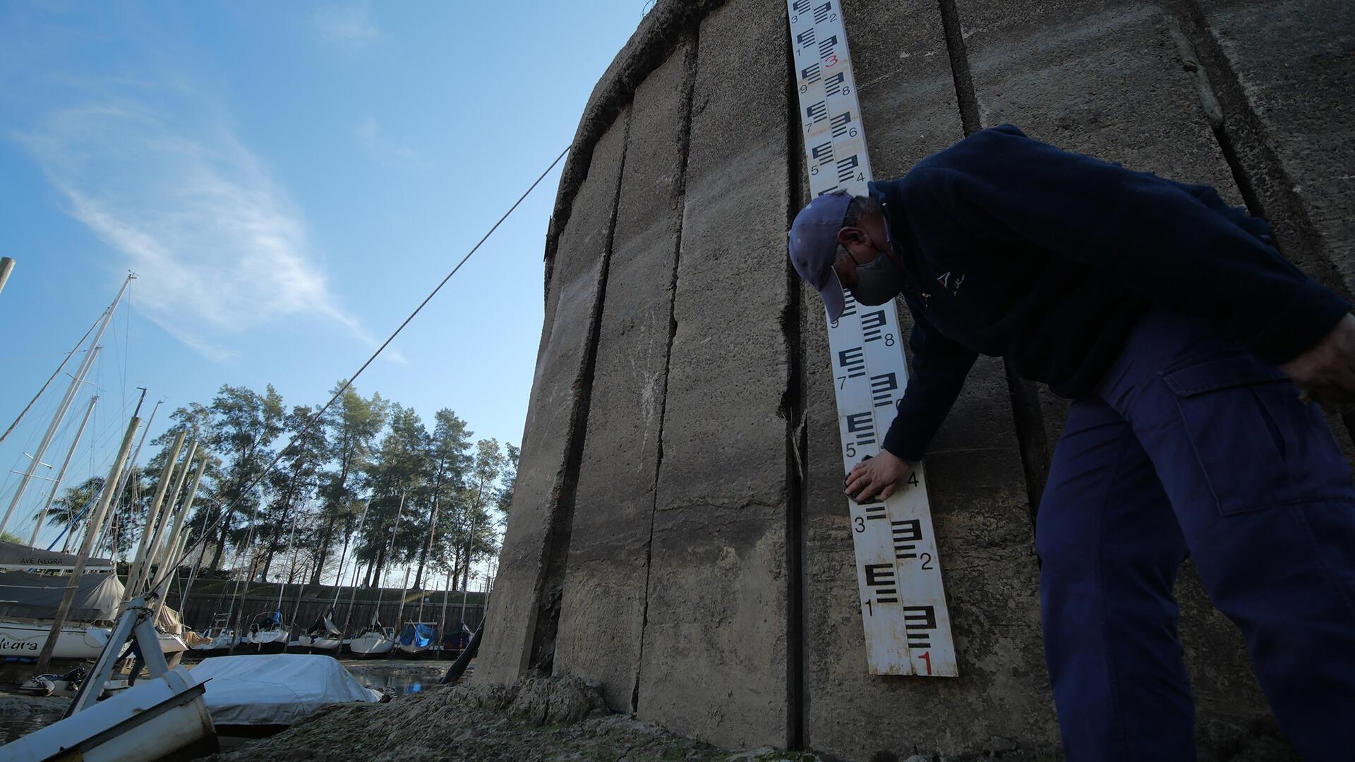 Argentine - Baisse historique du Rio Parana - Grand reportage Théo Conscience - photo 2