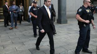 В Нью-Йорке 21 августа суд признал виновным Майкла Коэна, который был личным адвокатом Дональда Трампа.