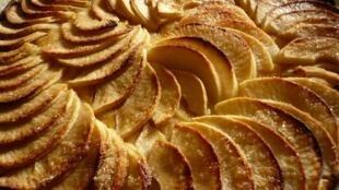 法式蘋果派