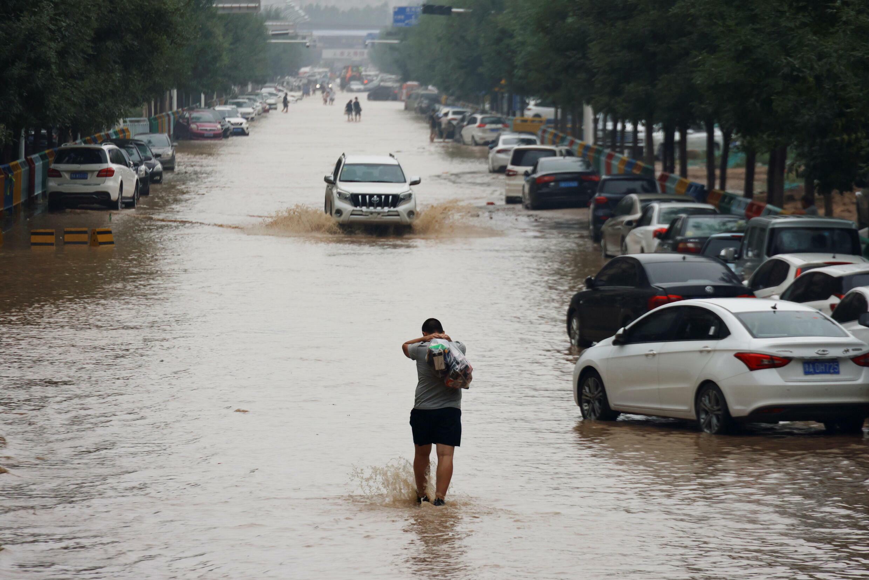inondation chine