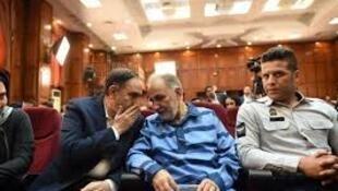 نجفی در جلسه دوم دادگاه: اتهام قتل عمد را به هیچ عنوان قبول ندارد