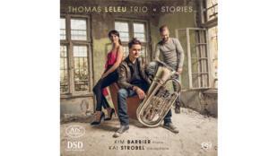 «Stories», nouvel album de Thomas Leleu.