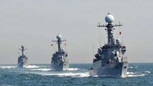 美、韓即將舉行黃海聯合軍事演習
