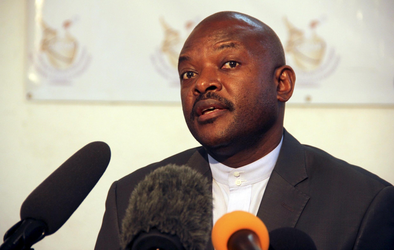 Hayati rais wa Burundi Pierre Nkurunziza, aliyeaga dunia Juni 8, 2020.