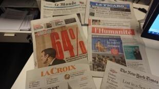Diários franceses 26 11 2019