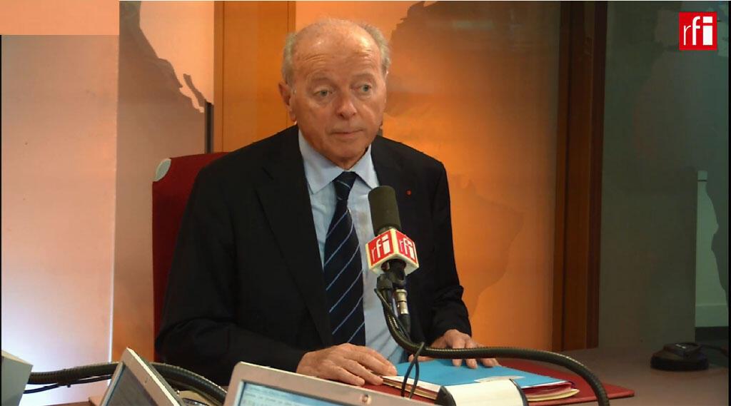 Le Défenseur des droits Jacques Toubon.